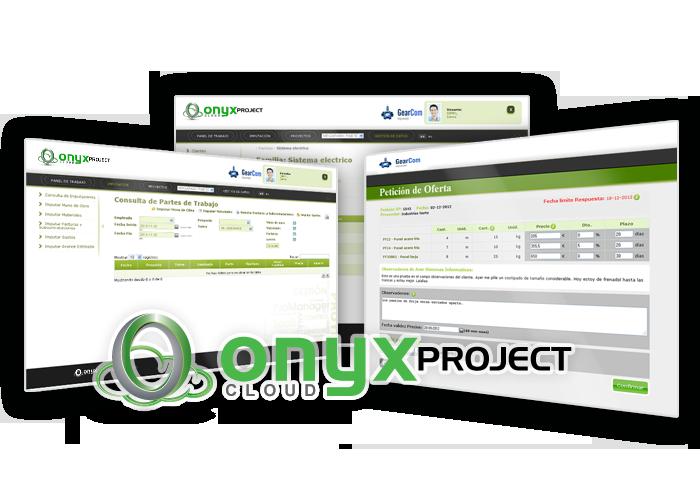 Gestión de Proyectos online, Onyx Cloud Project